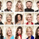 Strictly Come Dancing contestants 2013, left to right are, Top row, Patrick Robinson,Julian MacDonald, Abbey Clancy, Ben Cohen, Ashley Taylor Dawson, Middle row, Mark Benton, Fiona Fullerton, Natalie Gumede, Rachel Riley, Tony Jacklin, bottom row, David Myers, Vanessa Feltz, Sophie Ellis-Bexter, Deborah Meaden, and Susanna Reid.