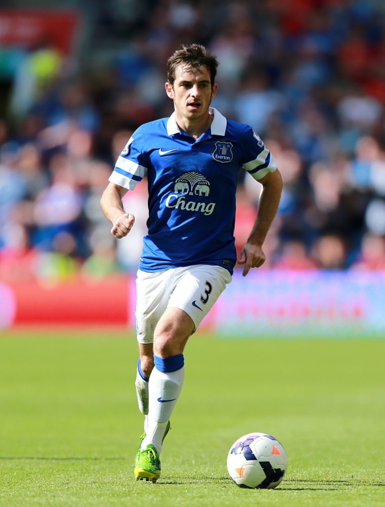 Leighton Baines 'gives up on Manchester United dream'