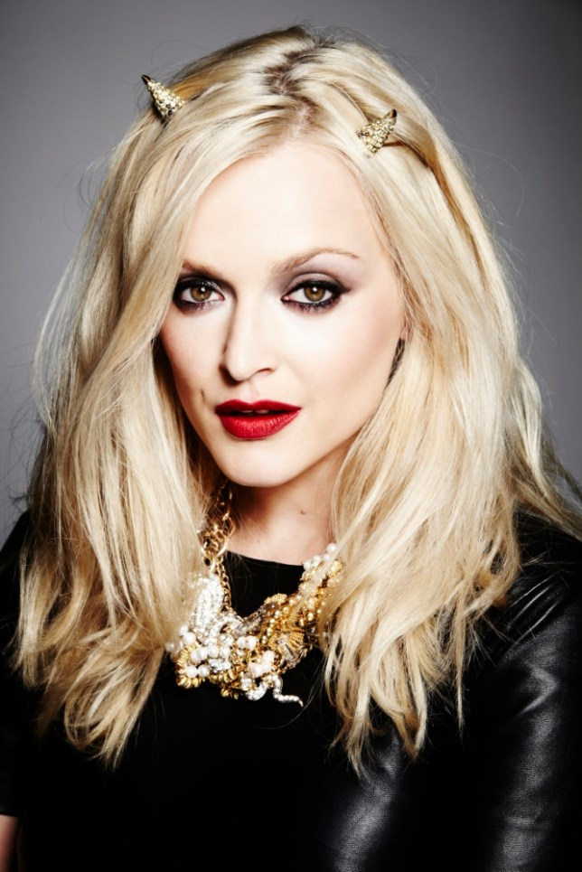 Fearne Cotton from the October issue of Cosmopolitan (on sale 5th September). The terms of usage are: You will run a maximum of two images plus the front cover; You will run the front cover with the images at all times; You will state that 'The full interview appears in the October issue of Cosmopolitan, on sale 5th September' You will credit the photographer as Ben Riggott; You will ensure that the Pictures are not altered or cropped; You warrant there will be no derogatory, defamatory or negative reference made to either Cosmopolitan magazine or anyone featured in the Pictures;