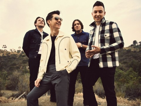Arctic Monkeys' Alex Turner: 'I wear my sunglasses too much. It just makes me feel better'