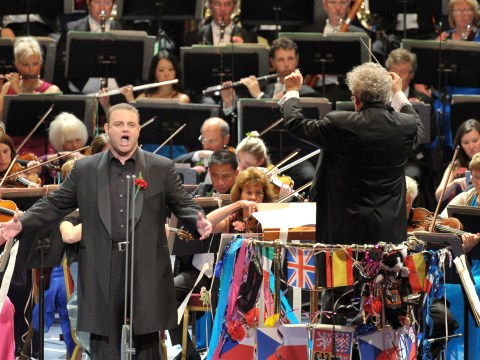 Expect thunderous applause for Joseph Calleja at the BBC Proms