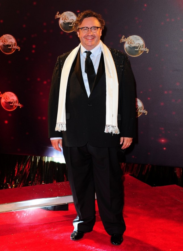 Mark Benton arriving for the Strictly Come Dancing Photocall at Elstree Studios, London. PRESS ASSOCIATION Photo. Picture date: Tuesday September 3, 2013. Photo credit should read: Ian West/PA Wire