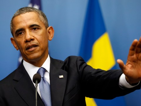 Barack Obama: We cannot stay silent on Syria 'barbarism'