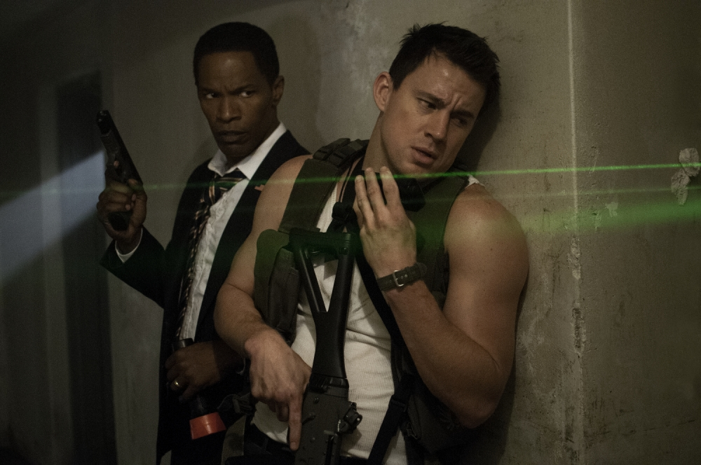 White House Down: The blockbuster that isn't scared to take the mickey