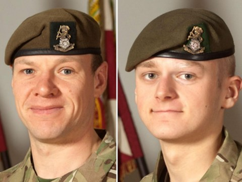 Soldiers 'shared laugh and a joke' with Afghan killer
