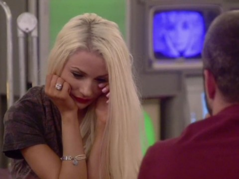 Courtney Stodden reduced to tears by 'two-faced' Celebrity Big Brother housemates