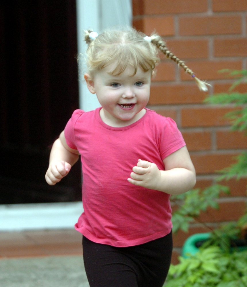 Louise Hilton, Cheshire nursery