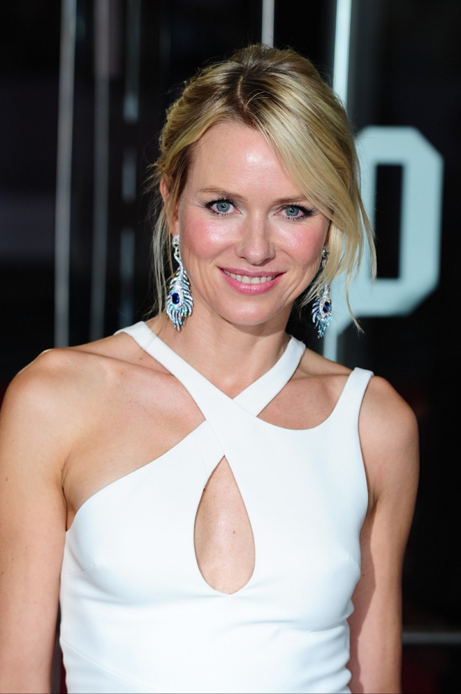 Naomi Watts arriving for the Diana premiere at the Odeon Leicester Square, London. PRESS ASSOCIATION Photo. Picture date: Thursday September 5, 2013. Photo credit should read: Ian West/PA Wire