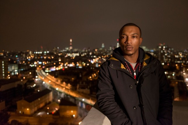 Ashley Walters as Dushayne in Top Boy (Picture: Channel 4)