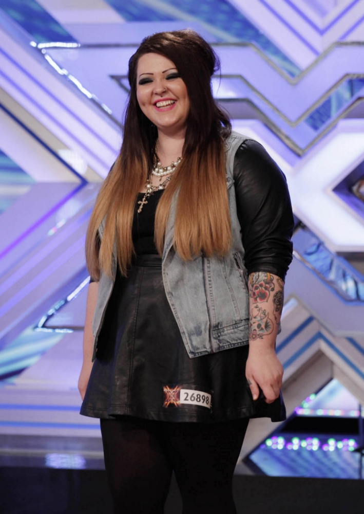 From Jade Richards to Alexandra Burke, the X Factor's serial hopefuls