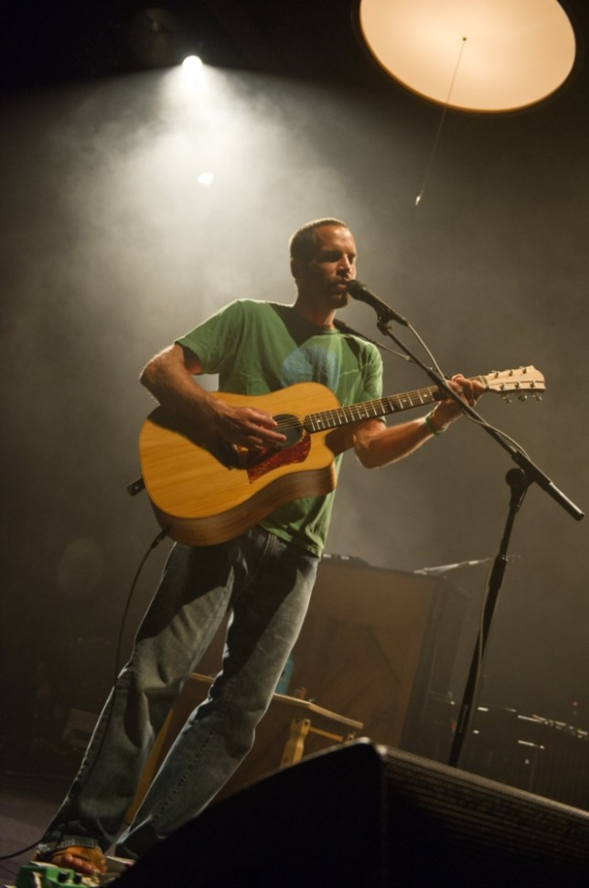 Jack Johnson is a seriously mellow dude (Picture: Inga Kjer/dpa/Corbis)