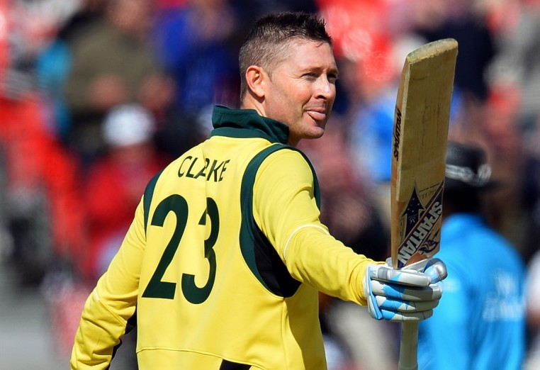 Michael Clarke stars as Australia beat England to take lead in one-day international series