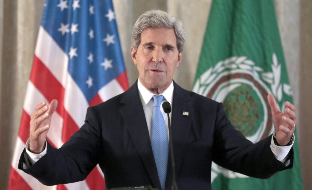 Syria chemical weapons videos: John Kerry says world cannot ignore attack