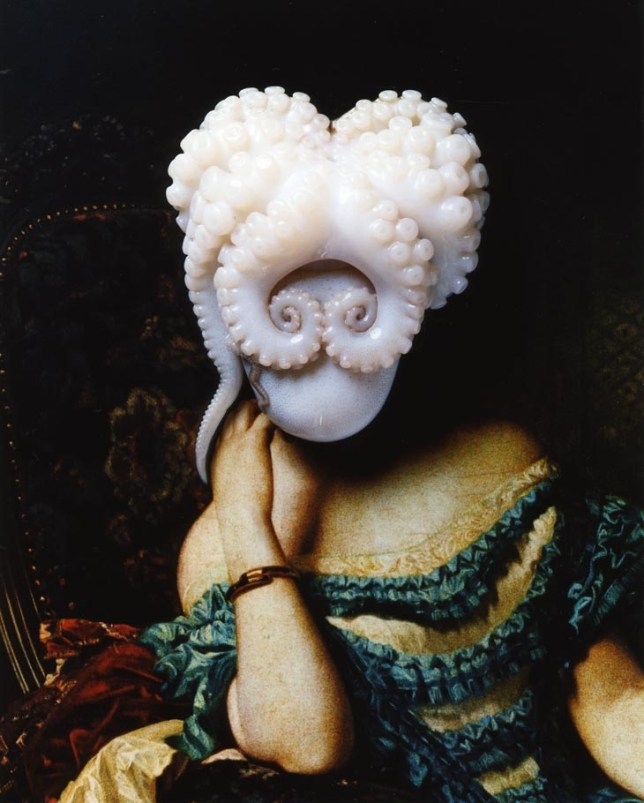 Yumiko Utsu's unsettling Octopus Portrait is just one of the delights on show at Guildhall Art Gallery (Picture: Yumiko Utsu)