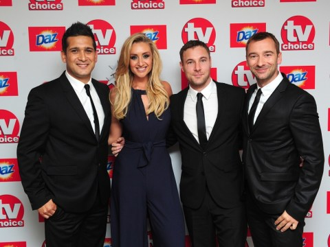 Broadchurch, Doctor Who and Coronation Street rule the roost at TV Choice Awards