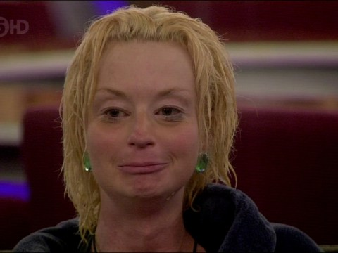 Lauren Harries isn't sane, says Celebrity Big Brother evictee Sophie Anderton
