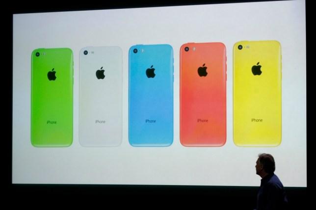 iPhone 5C launch: Apple unveils budget handset