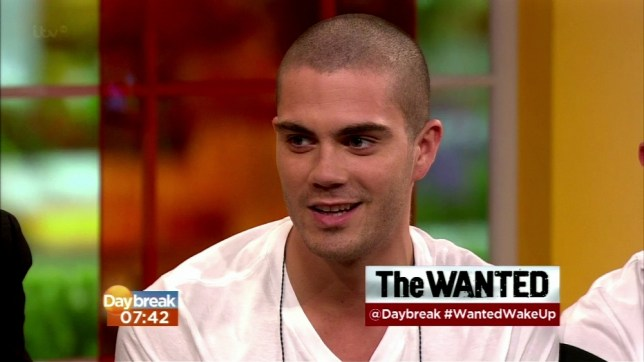 The Wanted appear on 'Daybreak', To promote their new album 'Word Of Mouth'. Shown on ITV1 HD Featuring: Max George When: 11 Sep 2013 Credit: Supplied by WENN **WENN does not claim any ownership including but not limited to Copyright or License in the attached material. Any downloading fees charged by WENN are for WENN's services only, and do not, nor are they intended to, convey to the user any ownership of Copyright or License in the material. By publishing this material you expressly agree to indemnify and to hold WENN and its directors, shareholders and employees harmless from any loss, claims, damages, demands, expenses (including legal fees), or any causes of action or  allegation against WENN arising out of or connected in any way with publication of the material.offline**