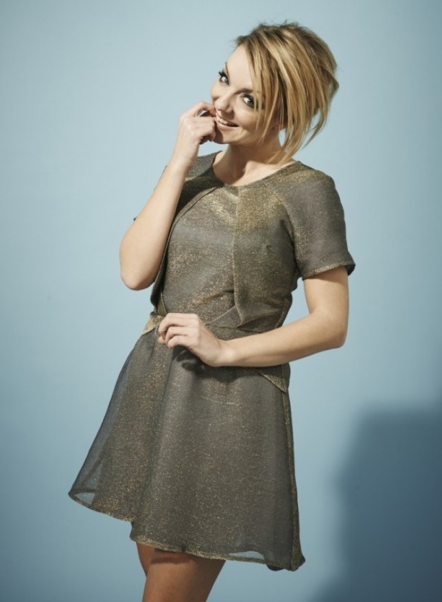 Sheridan Smith has embraced serious roles alongside her comedy (Picture: Camera Press/Phil Fisk)