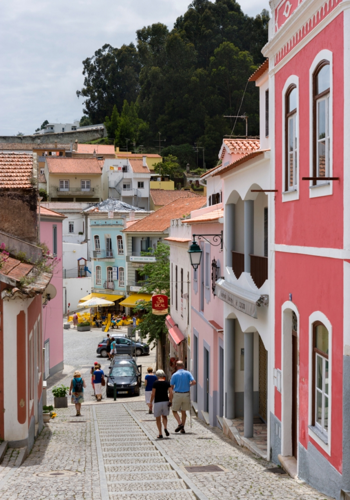 Embrace healthy living at the mountain town of Monchique in Algarve (Picture: Alamy)