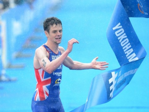 I was fully expecting an Olympic comedown after London, admits Jonny Brownlee