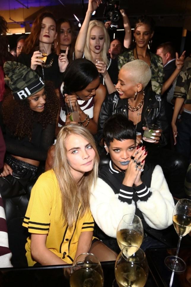 Rihanna er dating som 2013