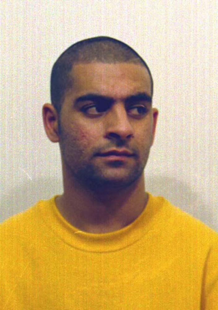 Undated handout file photo issued by West Yorkshire Police of Shakiel Shazad who has gone on the run from prison. Shazad, 33, was sentenced to 18 years in prison in 2003 after he killed eight members of the same family in an arson attack. PRESS ASSOCIATION Photo. Issue date: Thursday September 12, 2013. Derbyshire Police said Shazad was released from Category D Sudbury Prison, near Uttoxeter, yesterday on a work licence. See PA story POLICE Fire. Photo credit should read: West Yorkshire Police/PA Wire NOTE TO EDITORS: This handout photo may only be used in for editorial reporting purposes for the contemporaneous illustration of events, things or the people in the image or facts mentioned in the caption. Reuse of the picture may require further permission from the copyright holder.