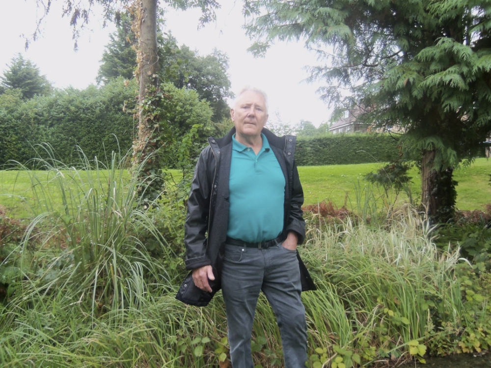 FROM JOHN JEFFAY AT CASCADE NEWS LTD    0161 660 8087 /  07771 957773  john@cascadenews.co.uk Syndicated for  Epsom Guardian Gerald Mead MILLIONAIRE neighbours have been locked in bitter six-year dispute over the narrow strip of land between their mansions in one of Surrey's poshest suburbs. Gerald Mead, 71, a property developer whoís lived on Forest Drive, Kingswood, for 19 years, insists itís his ñ and planted trees on it to prove his point. Neville Williams, 53, who has a business servicing Rolls-Royces and Bentleys, moved in seven years later, and is adamant the land belongs to him. He chopped them down It was a war of words until late, but then it escalated. Mr Williams chopped down trees planted on the strip by his neighbour. Then he set fire to the trunks, and inadvertently destroyed Mr Meadís greenhouse.