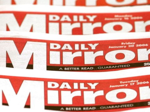 Sunday Mirror publisher under investigation for ex-staff phone hacking