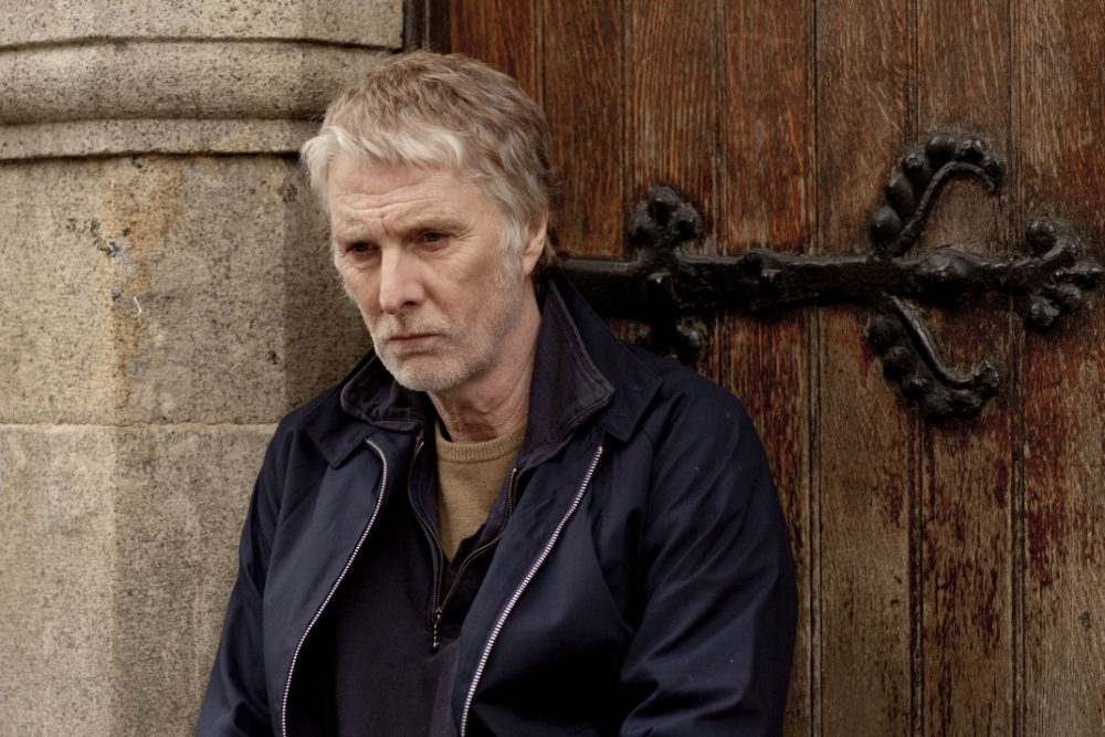 David Threlfall in What Remains (Picture: BBC/Laurence Cendrowicz)