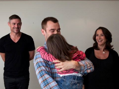 Corrie star Charlie Condou: I always wanted to be a dad