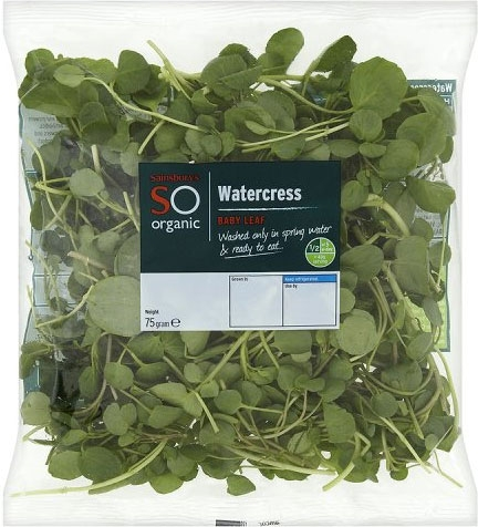 Sainsbury's recalls watercress after E.coli outbreak hospitalises customers