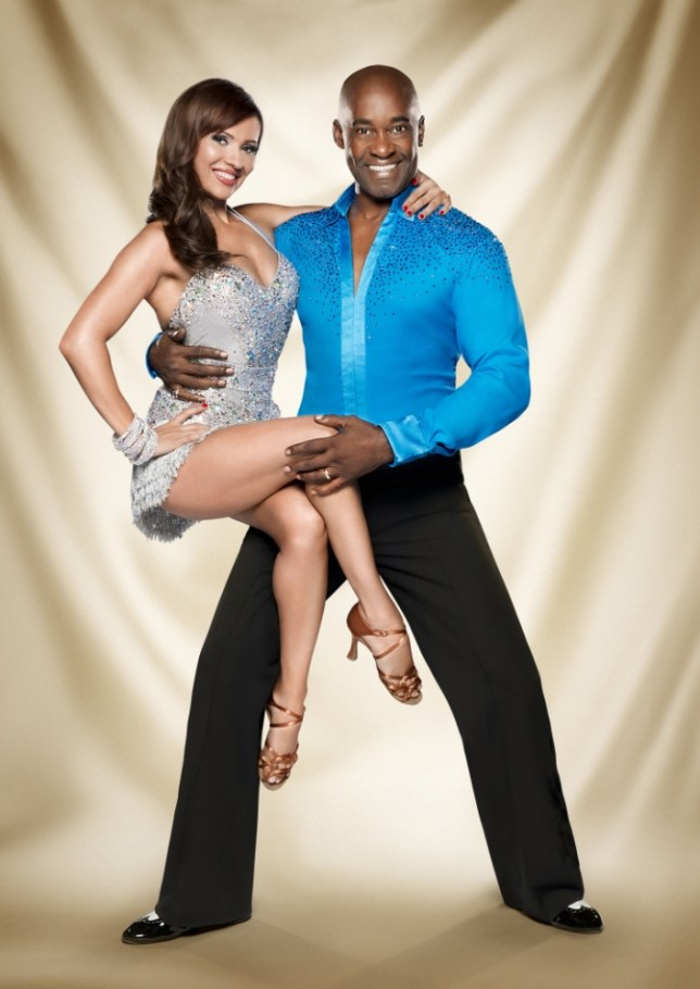 Strictly Come Dancing Patrick Robinson