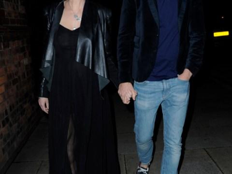 'Overwhelmed' Mr Selfridge actress Katherine Kelly welcomes baby girl with husband Ryan Clark