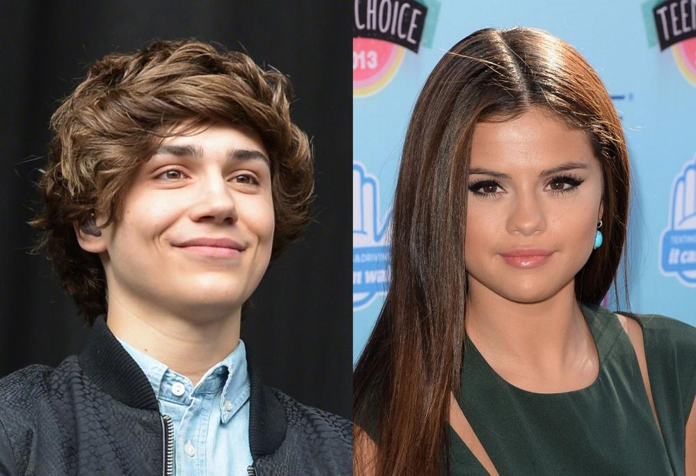 Union J Geroge Shelley and Selena Gomez: 'just friends' say JJ and Josh