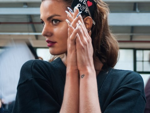 Gallery: London Fashion Week— Backstage at House of Holland