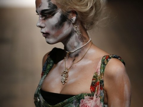 Gallery: London Fashion Week— Vivienne Westwood Red Label SS14