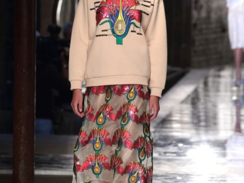 London Fashion Week: Christopher Kane delivers a bloomin' good show
