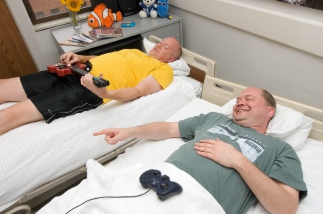 Nasa recruits volunteers to stay in bed for microgravity study