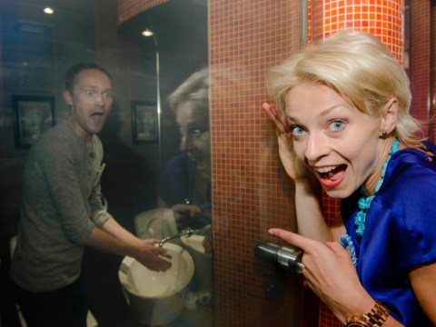 Dating with a difference: When your eyes meet over the urinals