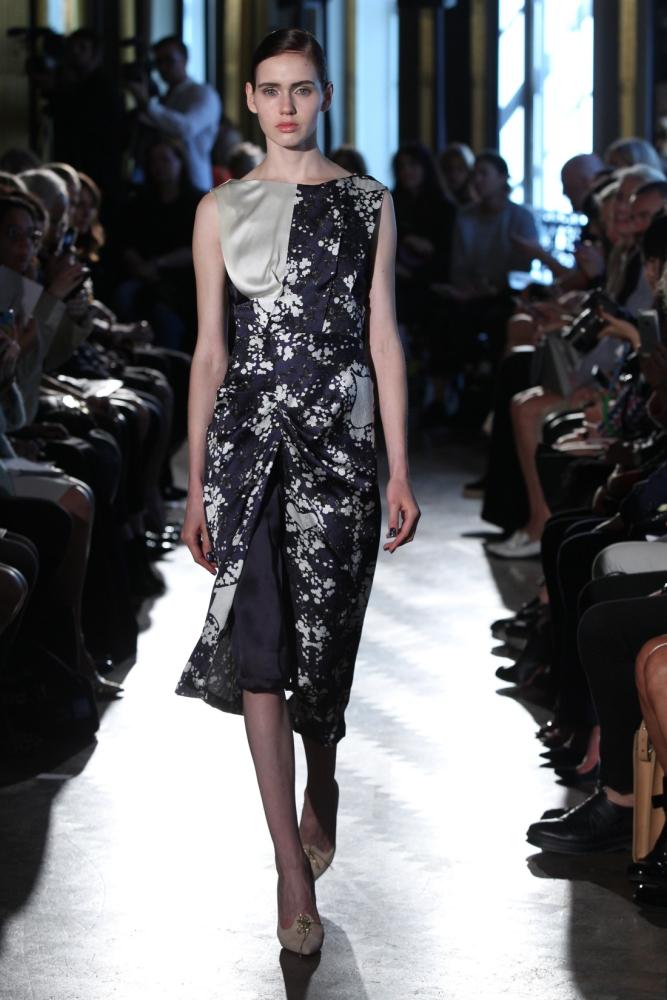 London Fashion Week: Michael van der Ham reaffirms his patch