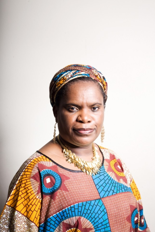 Betty Makoni is fighting the horrific practice of female genital mutilation (Picture: Chris Brock Photography)