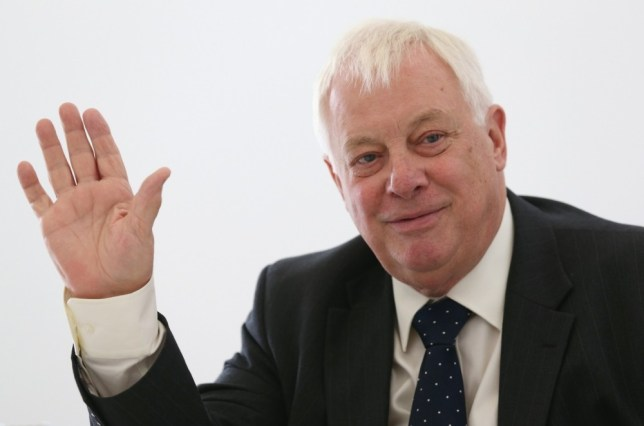 Lord Patten wants to sack more than half of BBC's senior managers