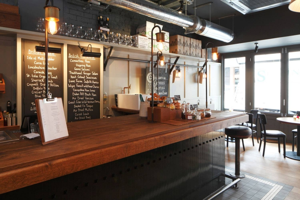 Damson & Co: Everything in this British coffee bar hits the spot