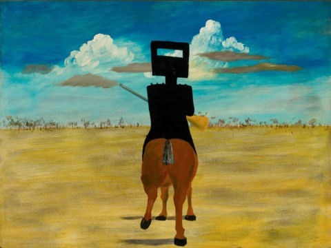 Royal Academy's vast Australian art exhibition has landscape at its heart