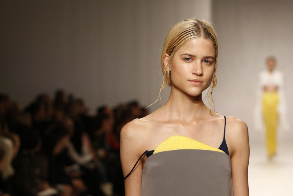 London Fashion Week: Backstage beauty at Lucas Nascimento