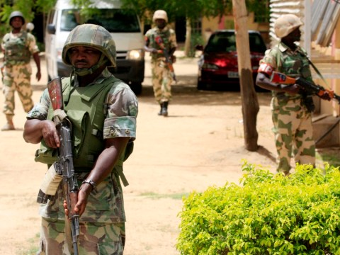 Suspected Islamist militants kill 50 students in their sleep at college in Nigeria