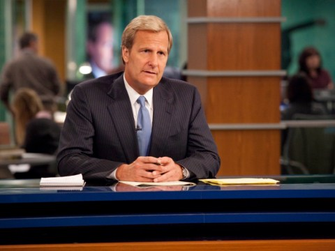 In summary – The Newsroom on Sky Atlantic is pretentious but perversely addictive