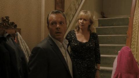 EastEnders: David Wicks greases his way back on screen