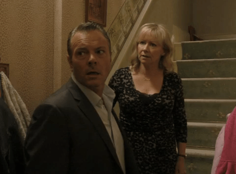 EastEnders: David Wicks greases his way back on screen